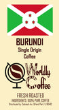 Burundi Coffee - Single-Origin