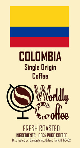 Colombian Coffee - Single-Origin