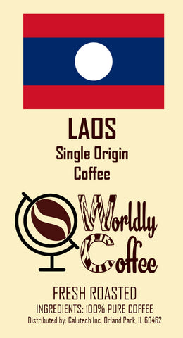 Laos Coffee - Single-Origin