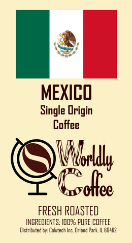 Mexican Coffee - Organic, Fair Trade, Single-Origin
