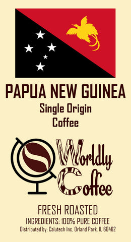 Papua New Guinea Coffee - Single-Origin