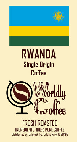 Rwanda Coffee - Single-Origin