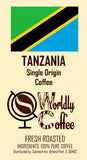 Tanzania Coffee - Single-Origin