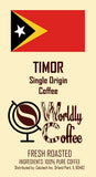 Timor Coffee - Single-Origin