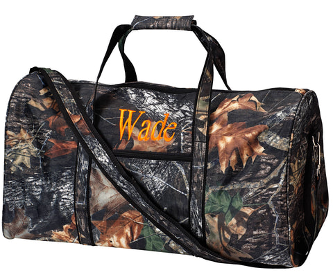 Easy Elegance Gifts - Woods Camo Duffle Bag