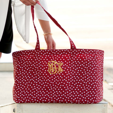 Ultimate Tote - Dots