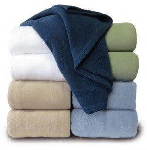 Easy Elegance Gifts - Microfleece Medium Weight Blanket - 1