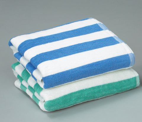"Easy Elegance Gifts - Cabana Striped Beach Towels (30"" x 70"")"