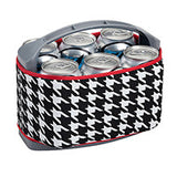 Easy Elegance Gifts - Six Pack Can Cooler with Cover - 2