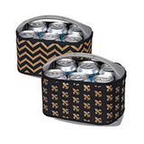 Easy Elegance Gifts - Six Pack Can Cooler with Cover - 7