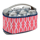 Easy Elegance Gifts - Six Pack Can Cooler with Cover - 3