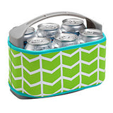 Easy Elegance Gifts - Six Pack Can Cooler with Cover - 4