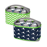 Easy Elegance Gifts - Six Pack Can Cooler with Cover - 6