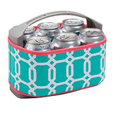 Easy Elegance Gifts - Six Pack Can Cooler with Cover - 5