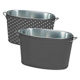 Easy Elegance Gifts - Party Tub with Insulted Cover - 5
