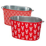 Easy Elegance Gifts - Party Tub with Insulted Cover - 8