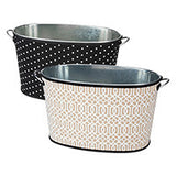 Easy Elegance Gifts - Party Tub with Insulted Cover - 12