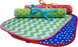 Easy Elegance Gifts - Swimsuit Saver Roll-Up Mats - 1