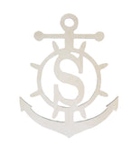 Easy Elegance Gifts - Anchor Wood Monogram - 2