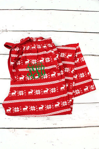 Boxercaft™ Christmas Flannel Pajama Pants for Children