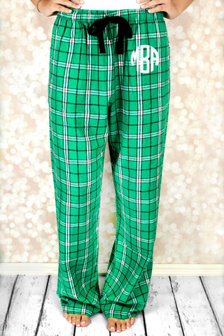 Boxercaft™ Flannel Pajama Pants - 11 Colors