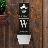Easy Elegance Gifts - Personalized Wall Mounted Bottle Opener - 2