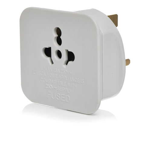 International Plug Adaptor - Chaffinch Student Living - Student Essentials Packs