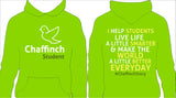 Live Life a Little Smarter - Chaffinch Student Hoodie - Chaffinch Student Living - Student Essentials Packs - 2
