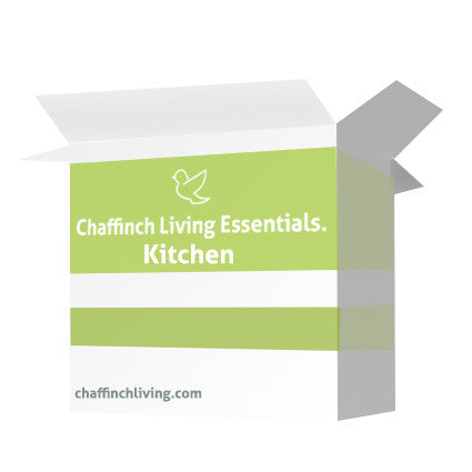 Kitchen Set - Complete - Chaffinch Student Living - Student Essentials Packs - 1