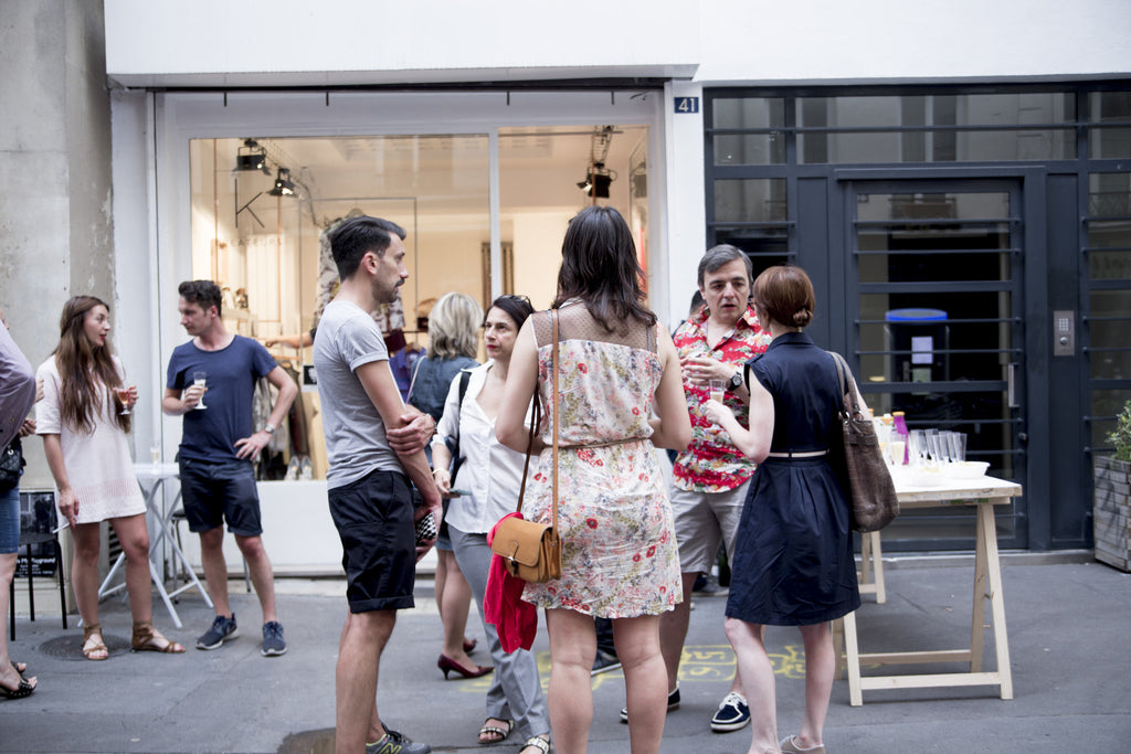 POP-UP STORE OPENING