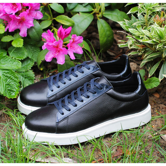 Black sneakers for Women Canus Juch Paris