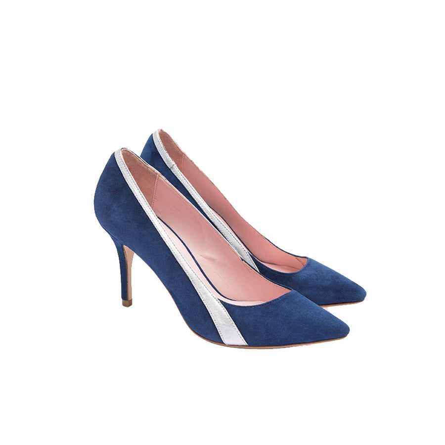 Gigi Blue Stilettos Pumps Coralie Masson - Coralie Masson