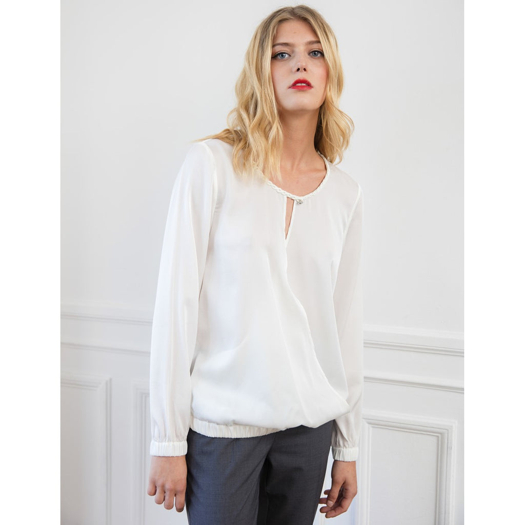 Women shirt Eloise White
