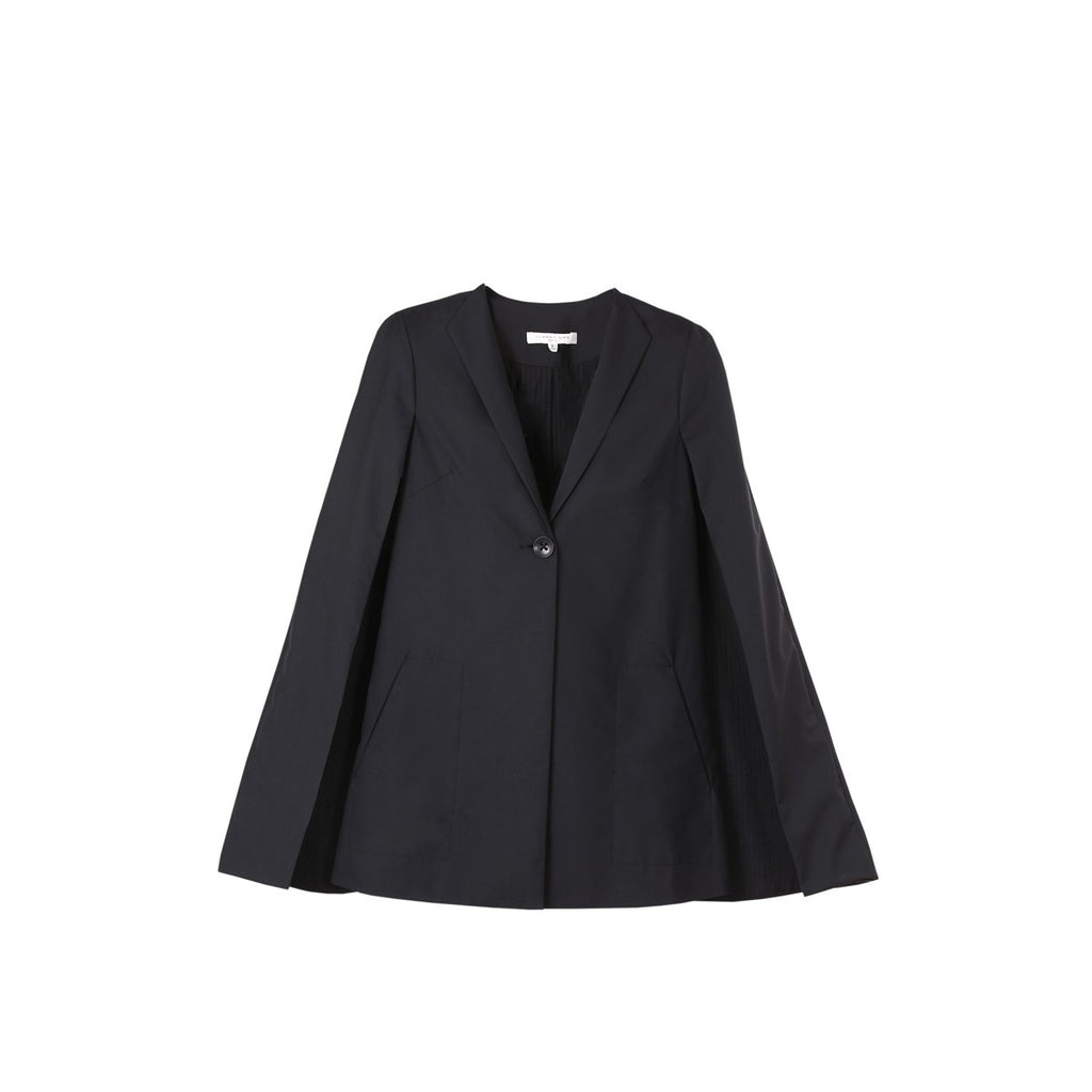 Blazer navy blue cape Sarah