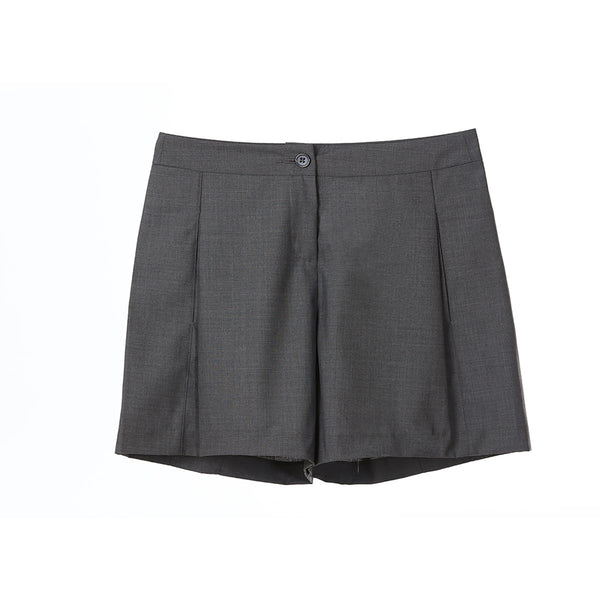 Women Grey Wool Short Jeanne Sunday Life