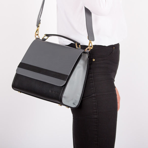 We Are Not Lady Grey Mini Shoulder Bag