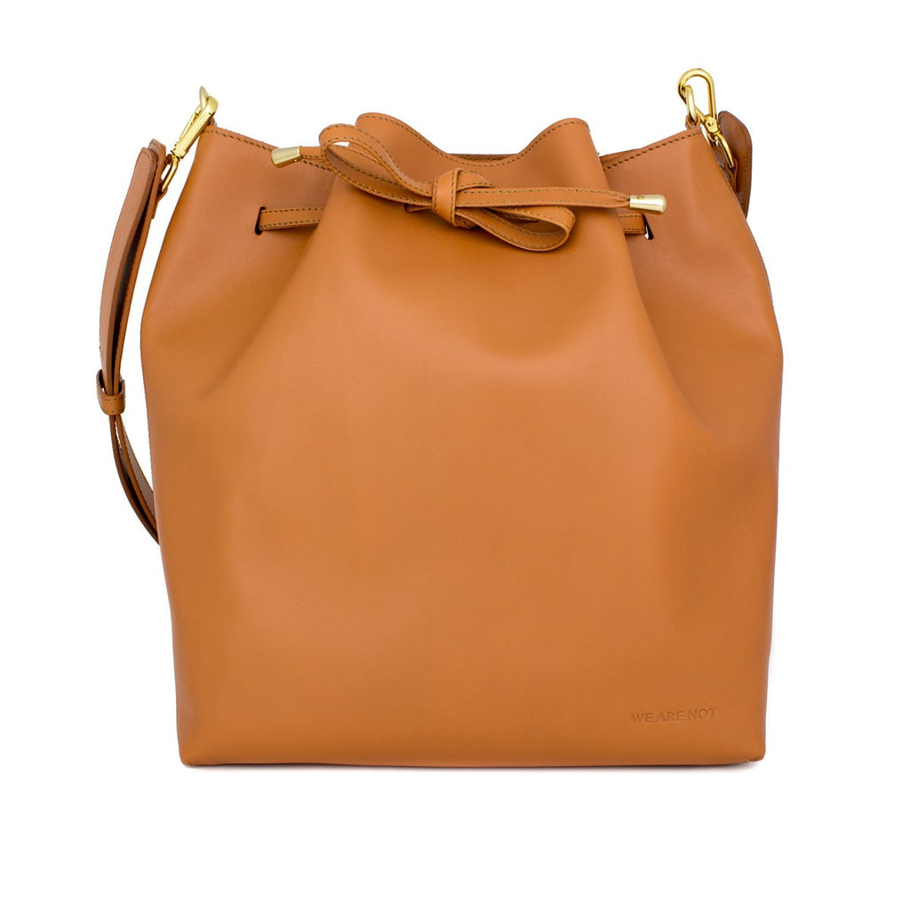 We Are Not Camel Bucket bag Medium - WE ARE NOT