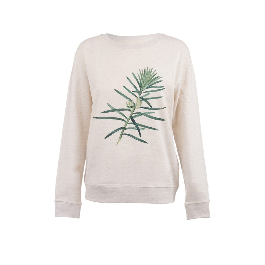 Taxus Sweatshirt Organic cotton by Ultra Tee