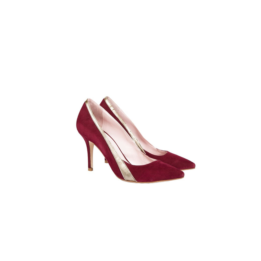 Gigi Red Pumps Coralie Masson - Coralie Masson