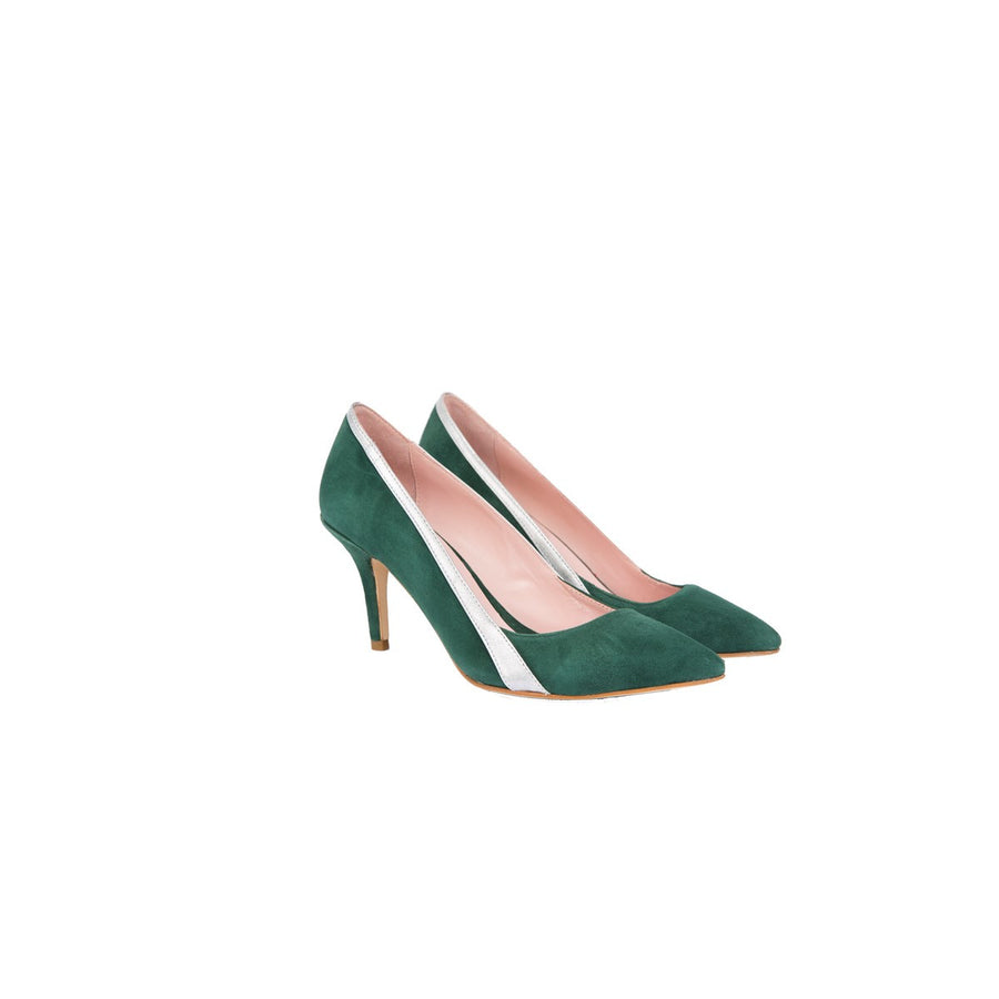 Gigi Green Pumps Coralie Masson - Coralie Masson