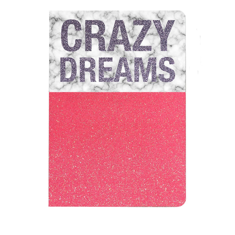 Crazy Dreams Notebook - The Cool Company