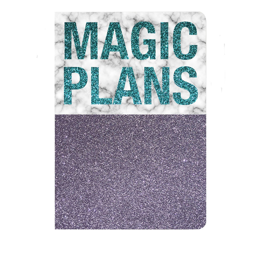 Magic Plans Notebook - The Cool Company