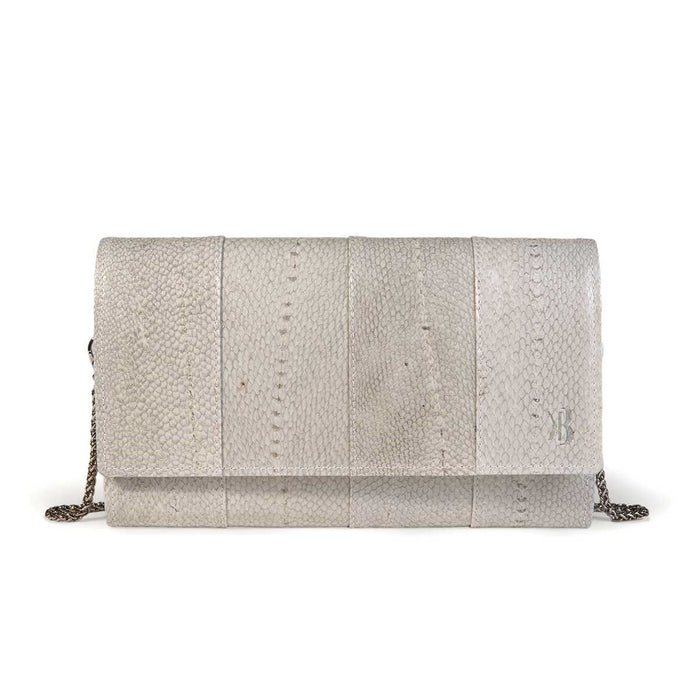 Elegant Trout Leather Pouch Banka