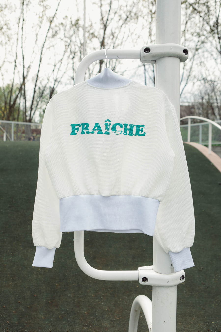 Women Light cotton Bomber Fraiche