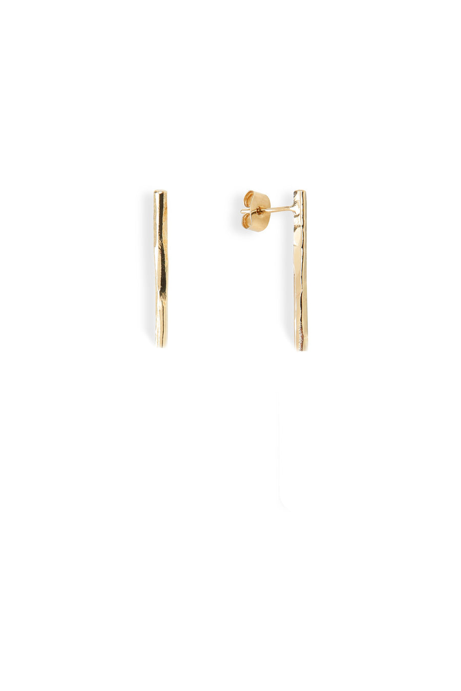Shot Gold Earrings Brindilles by Marion Fillancq