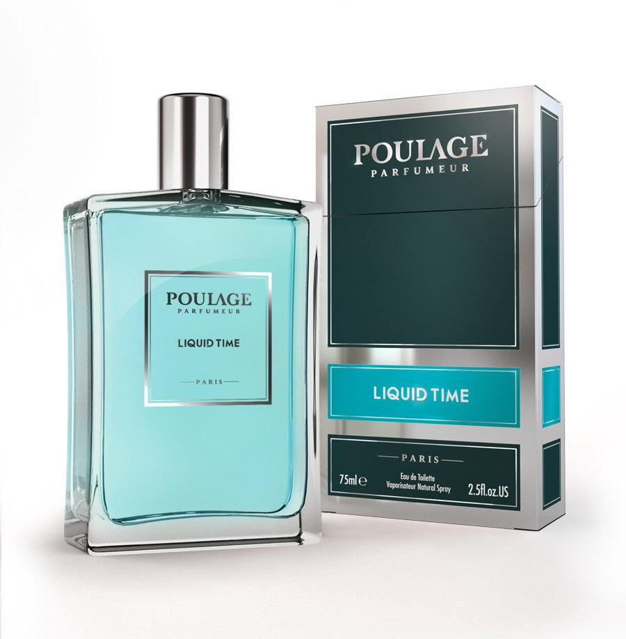 Liquid Time Poulage Parfumeur