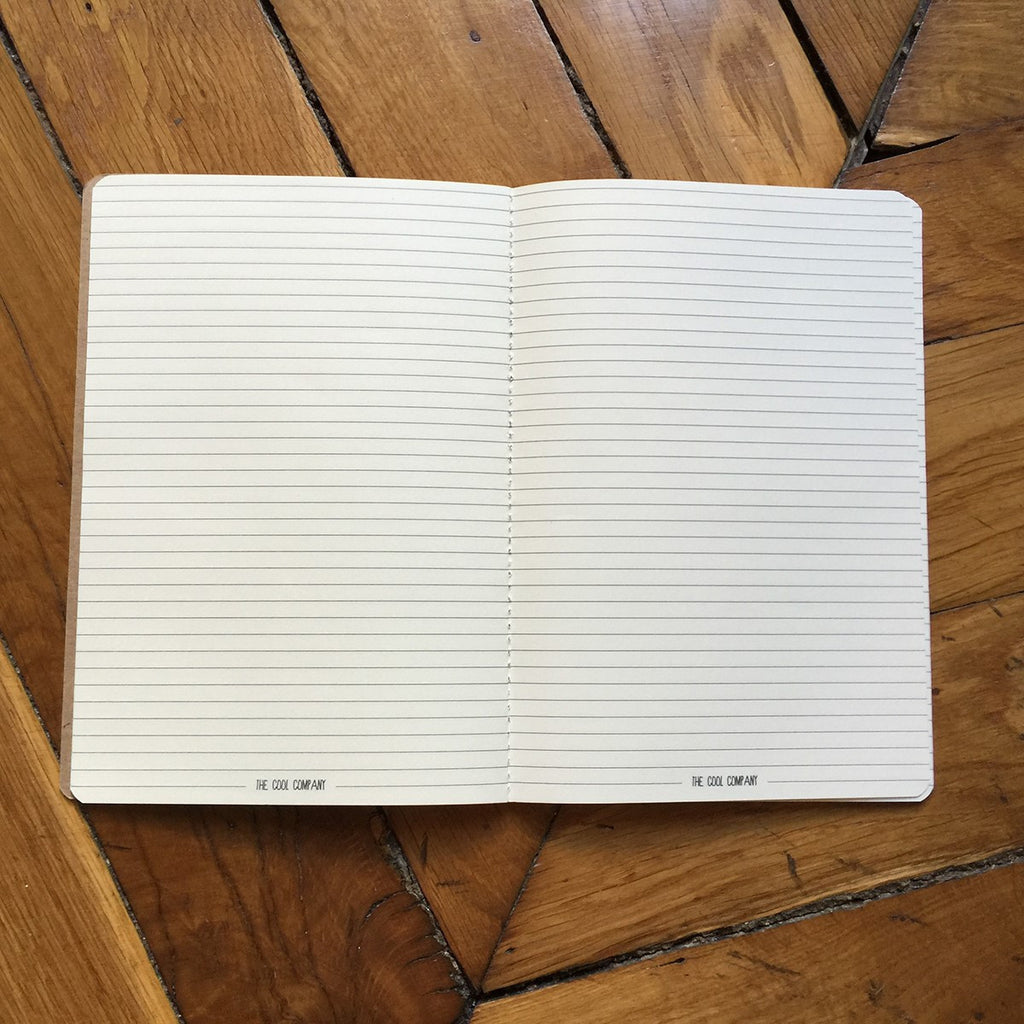 Every Little Step Counts Notebook
