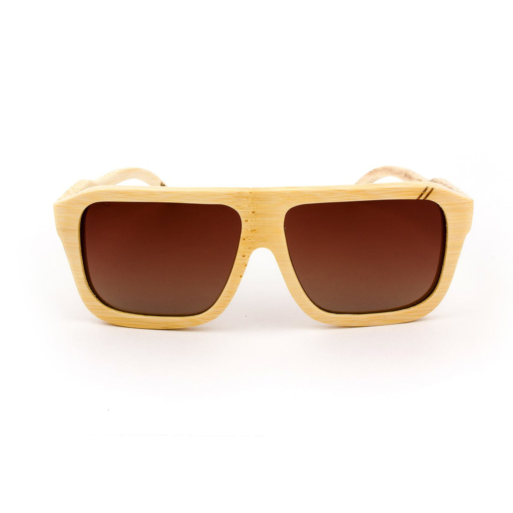 Wooden sunglasses Rewind Ozed - Ozed.