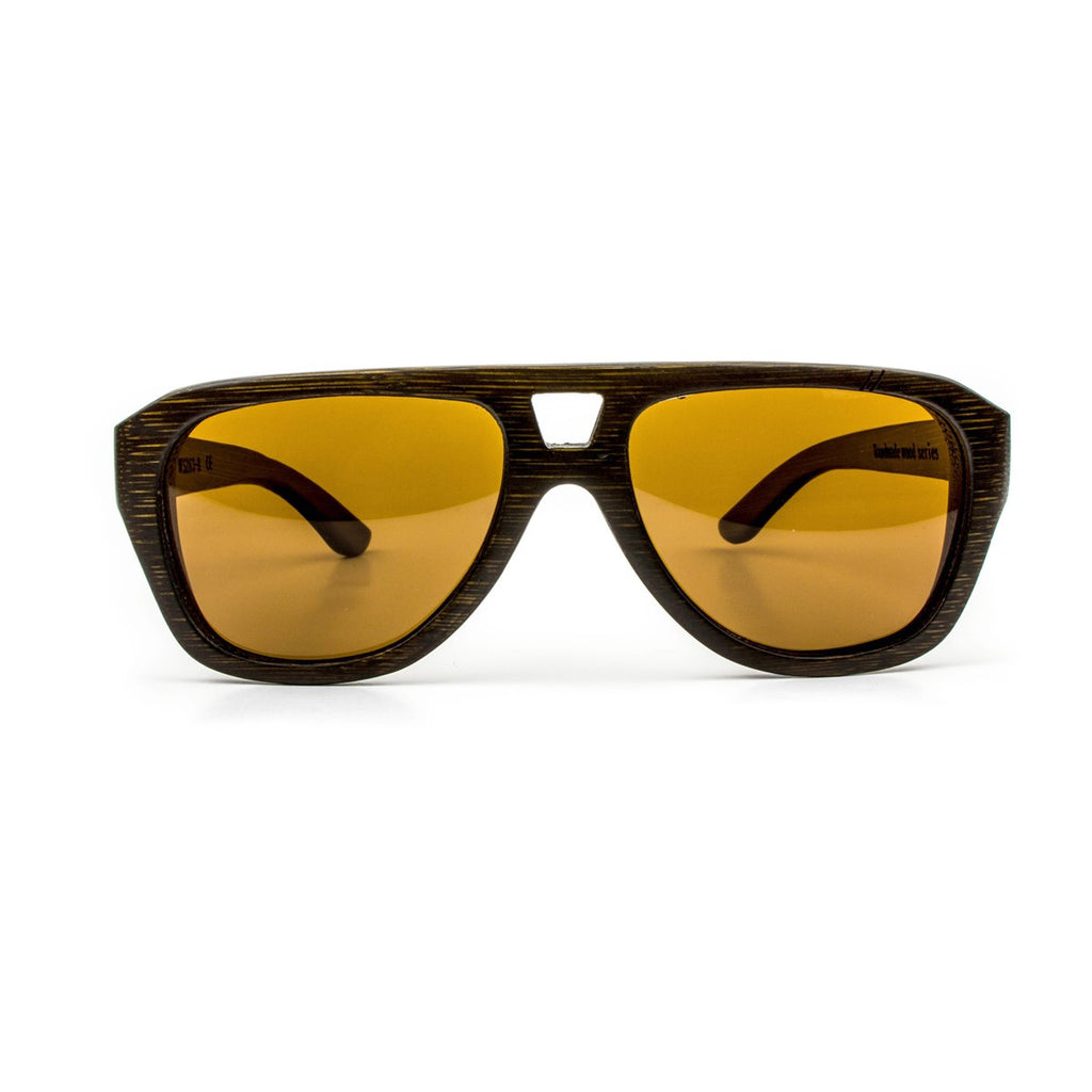 Wooden sunglasses Mc Fly Ozed - Ozed.