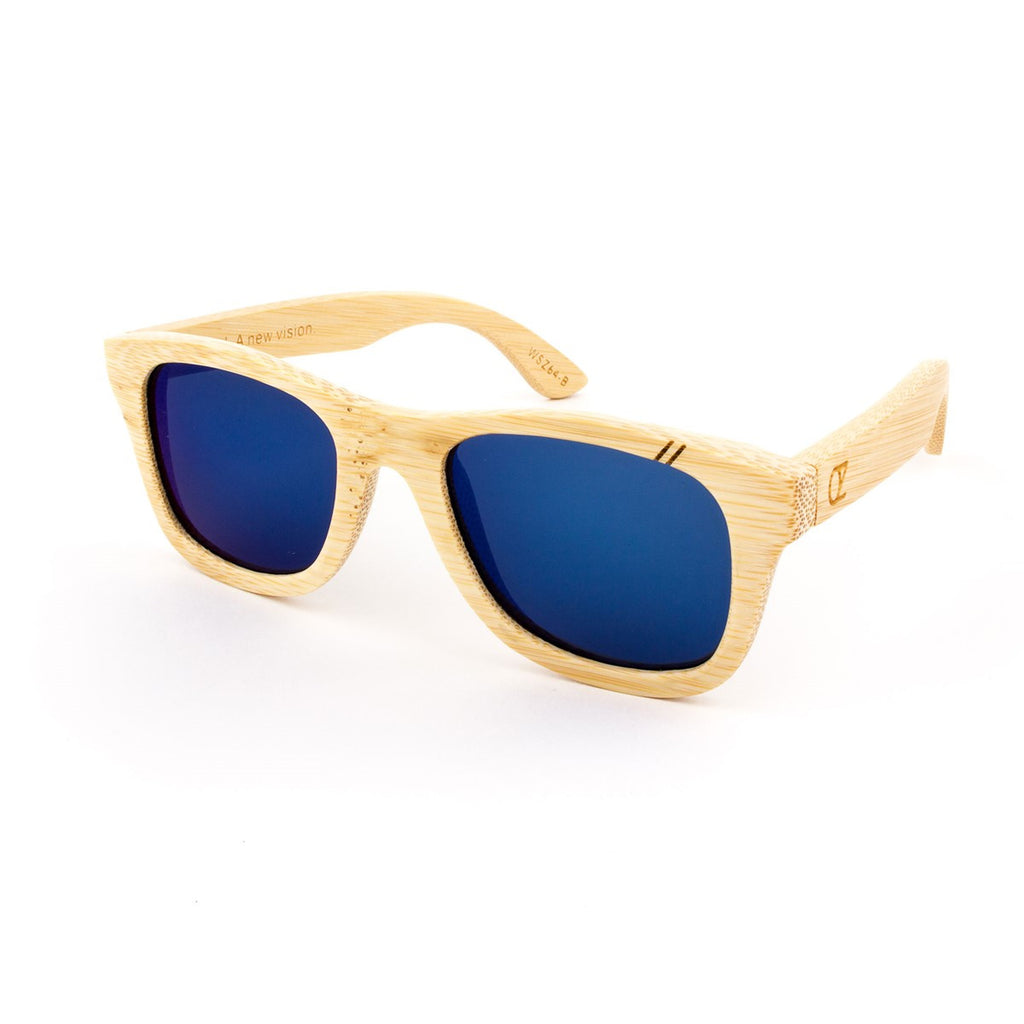 Wooden sunglasses Sunrise Ozed - Ozed.